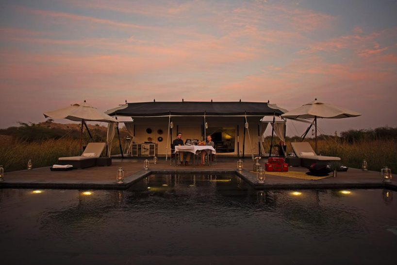 Sujan Jawai Leopard Camp Royal Tented Suite