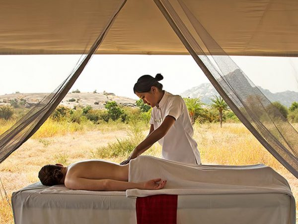 Sujan Jawai Leopard Camp Spa