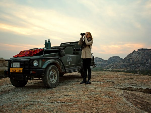 Sujan Jawai Leopard Camp Wilderness Drives