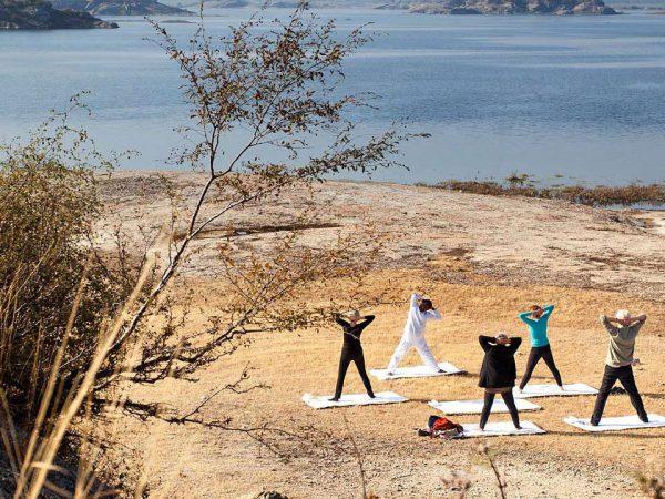 Sujan Jawai Leopard Camp Yoga