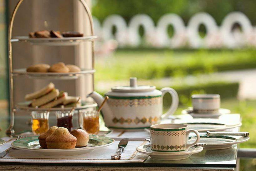 Sujan Rajmahal Palace Afternoon Tea