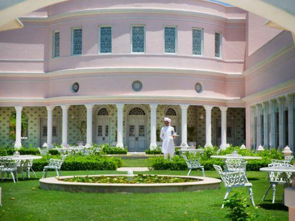 Sujan Rajmahal Palace Exterior