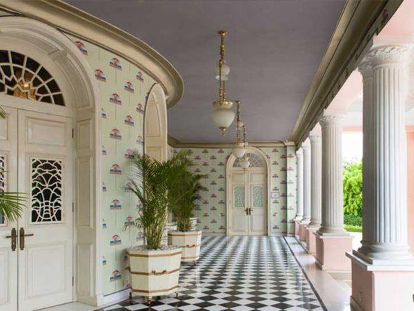 Sujan Rajmahal Palace Interior