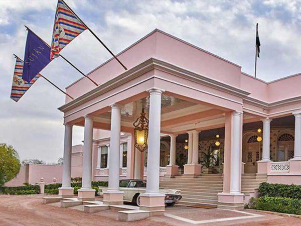 Sujan Rajmahal Palace Lobby