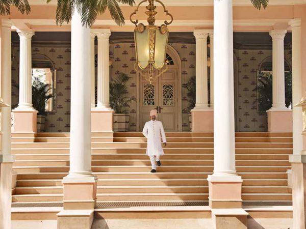Sujan Rajmahal Palace Lobby Vie