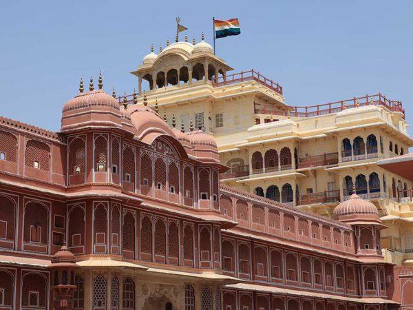 Sujan Rajmahal Palace Private Tour of the City Palace
