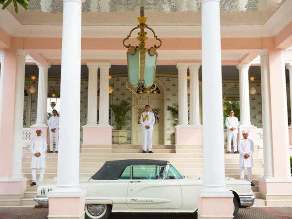 Sujan Rajmahal Palace View