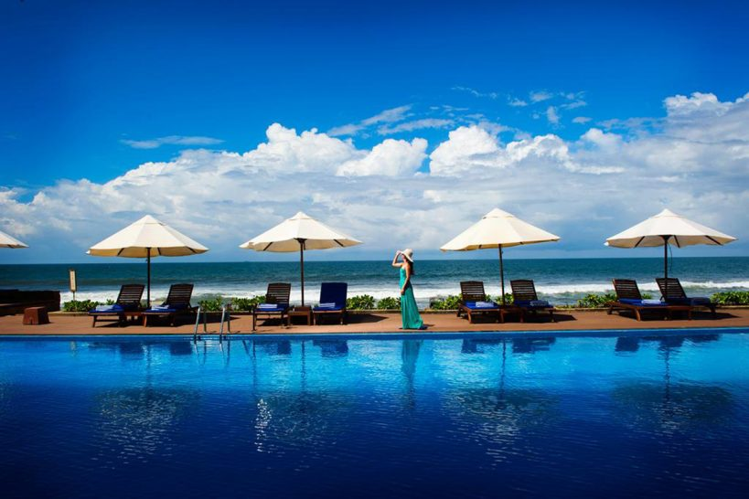 Galle Face Hotel Swimming Pool
