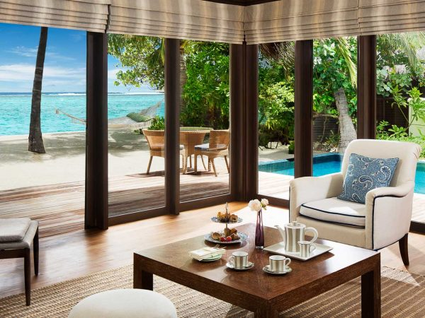 Taj Exotica Resort & Spa Maldives One Bedroom Beach Suite with Pool