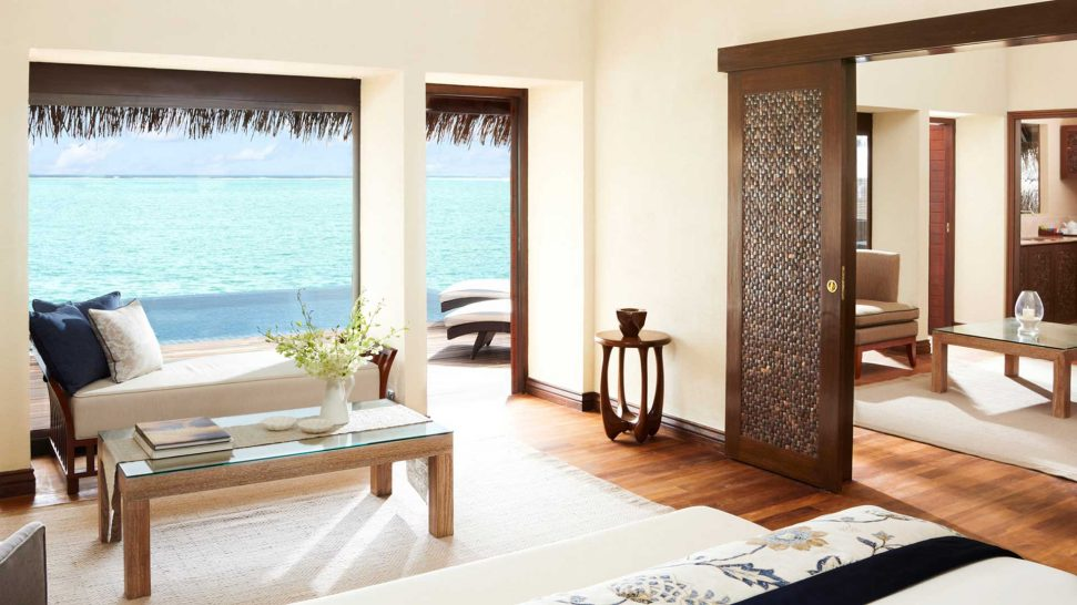 Taj Exotica Resort & Spa Maldives One Bedroom Ocean Suite with Pool