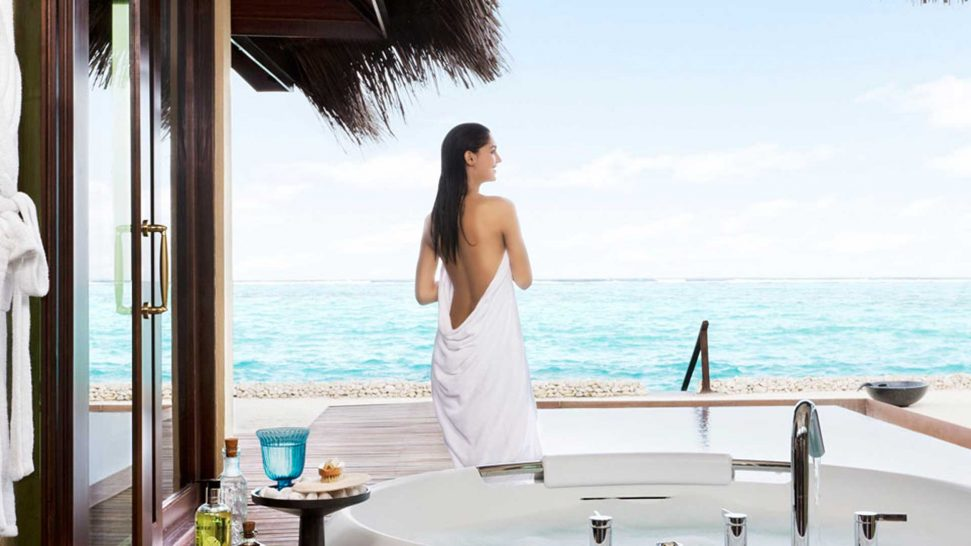 Taj Exotica Resort & Spa Maldives Premium Villa with Pool