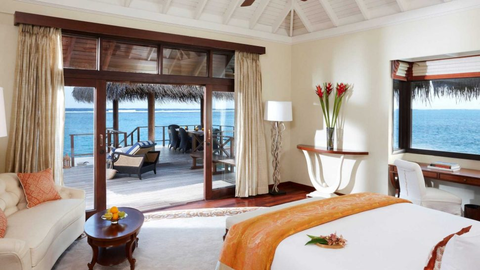 Taj Exotica Resort & Spa Maldives Two Bedroom Rehendi Presidential Suite Pool