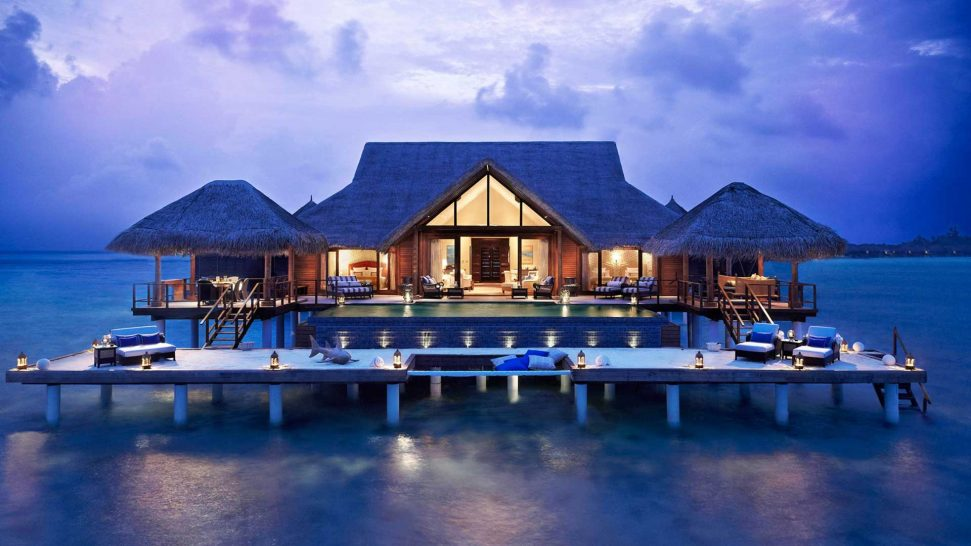 Taj Exotica Resort & Spa Maldives View