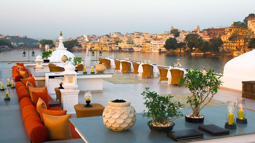 Taj Lake Palace Bhairo