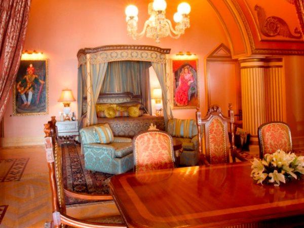 Taj Lake Palace Grand Presidential Suite 1 Bedroom Lake View