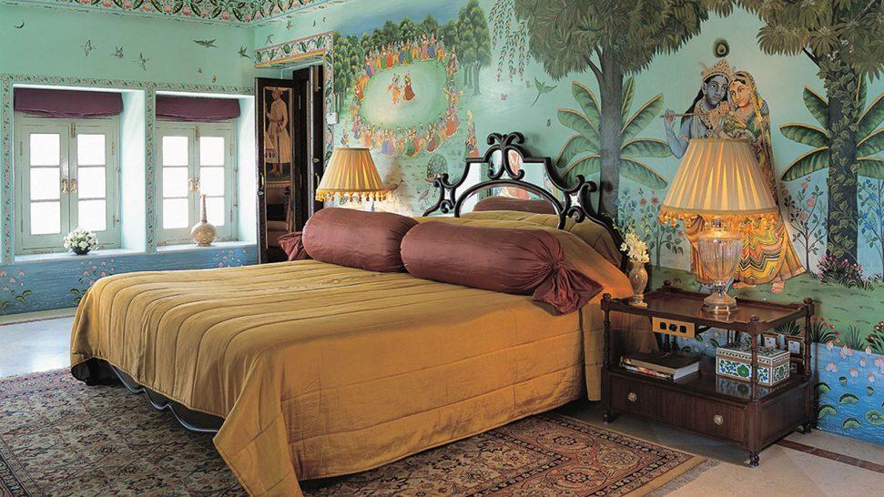 Taj Lake Palace Grand Royal Suite 1 Bedroom Lake View
