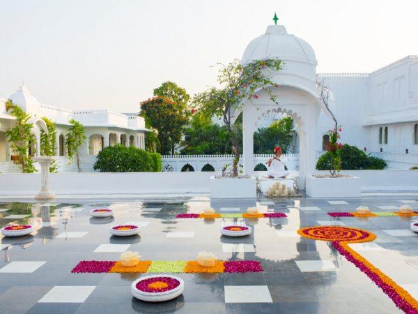 Taj Lake Palace Hotel