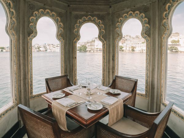 Taj Lake Palace Jharokha