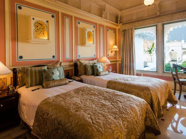 Taj Lake Palace Luxury Room Garden Non Lake View