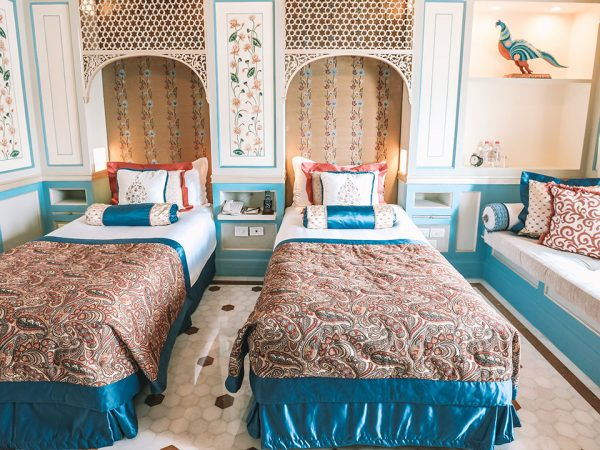 Taj Lake Palace Luxury Room Lake View