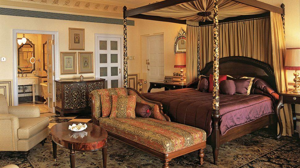 Taj Lake Palace Royal Suite 1 Bedroom Lake View