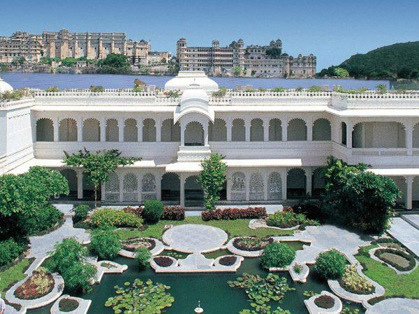 Taj Lake Palace View