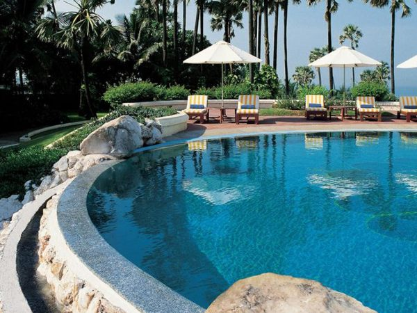 Taj Lands End Mumbai Outdoor Pool