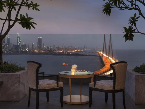 Taj Lands End Mumbai View