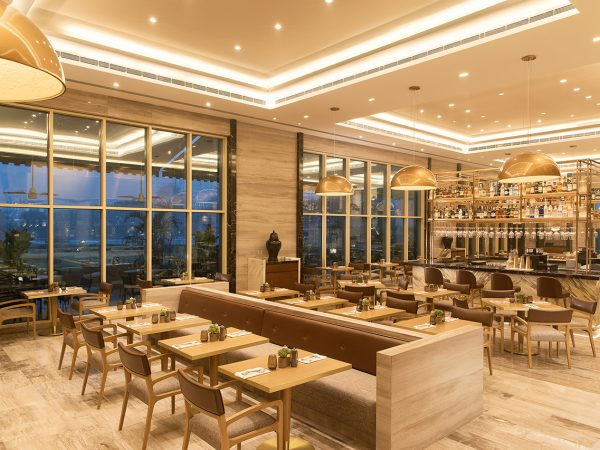 Touch of Comfort Food at Capital kitchen in Taj Palace