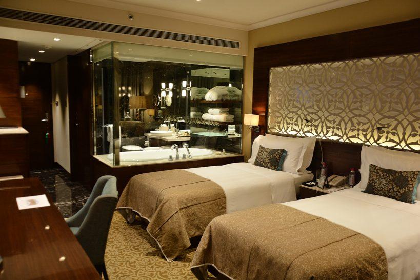 Taj Palace New Delhi Luxury Room City View