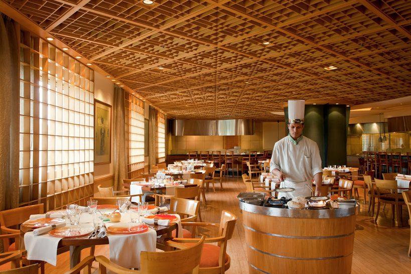Masala Art Restaurant at Taj Palace