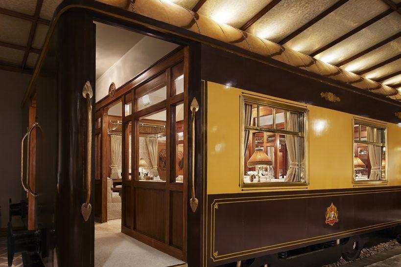 European Dining Experience at Orient Express at Taj Palace
