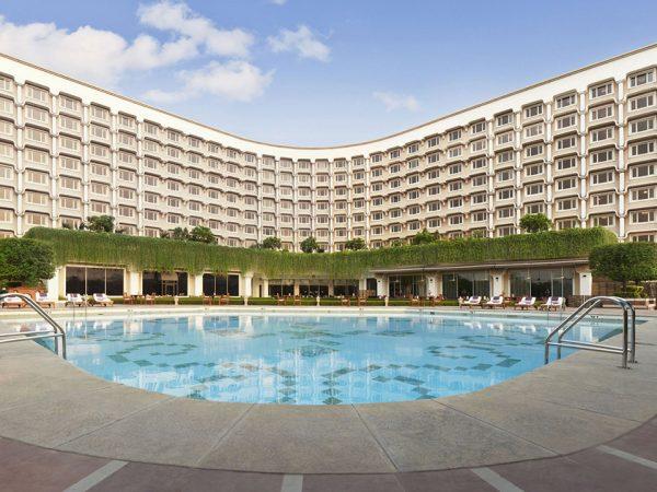 Taj Palace New Delhi Pool