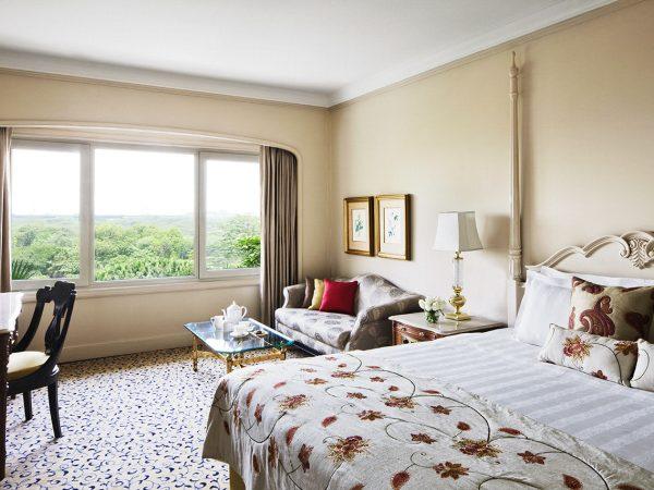 Taj Palace New Delhi Superior Room City View