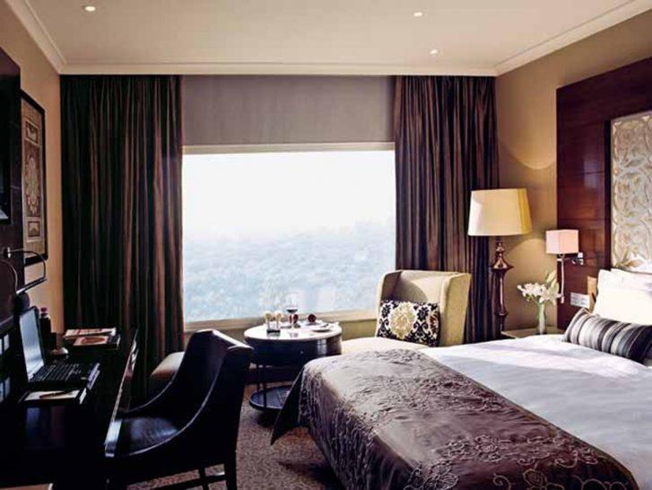Taj Palace New Delhi Tata Suite 2 Bed King Pool View