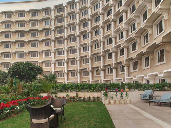 Taj Palace New Delhi View