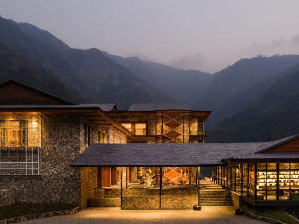 Taj Rishikesh Resort & Spa, Uttarakhand