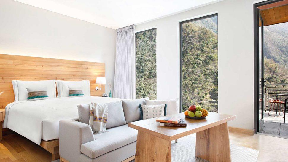 Taj Rishikesh Resort & Spa Uttarakhand Deluxe Room King Bed