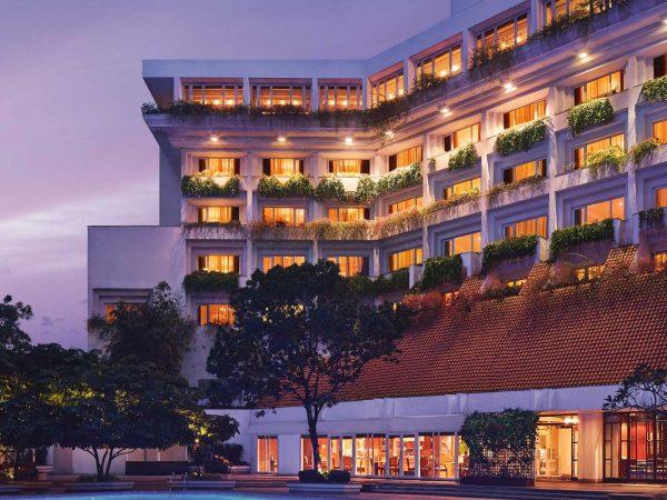 Taj Rishikesh Resort & Spa Uttarakhand Hotel View