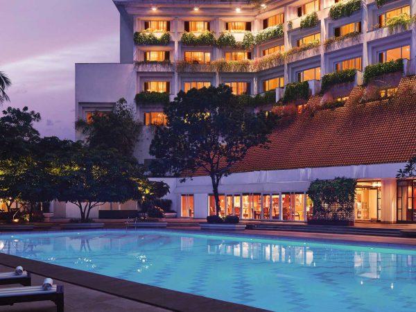 Taj Rishikesh Resort & Spa Uttarakhand Pool