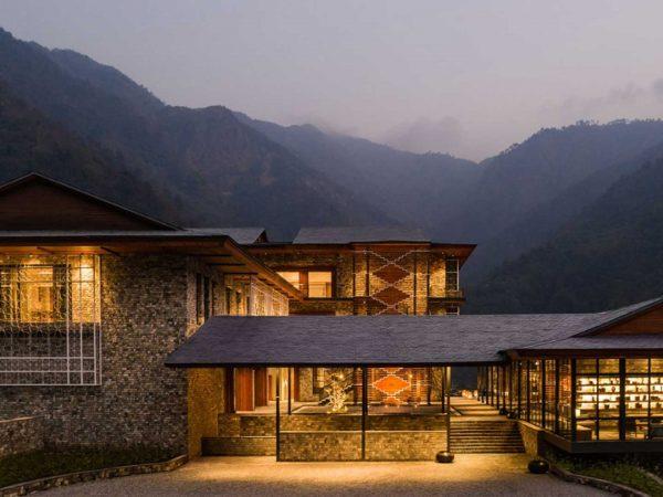 Taj Rishikesh Resort & Spa Uttarakhand Resaurt