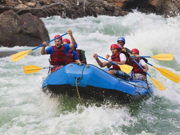 Taj Rishikesh Resort & Spa Uttarakhand River Rafting