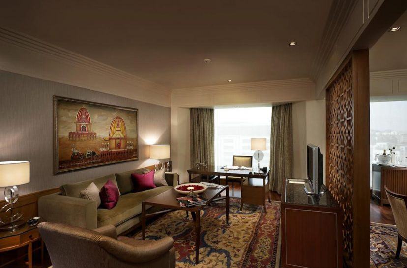 The Leela Mumbai Deluxe Suite
