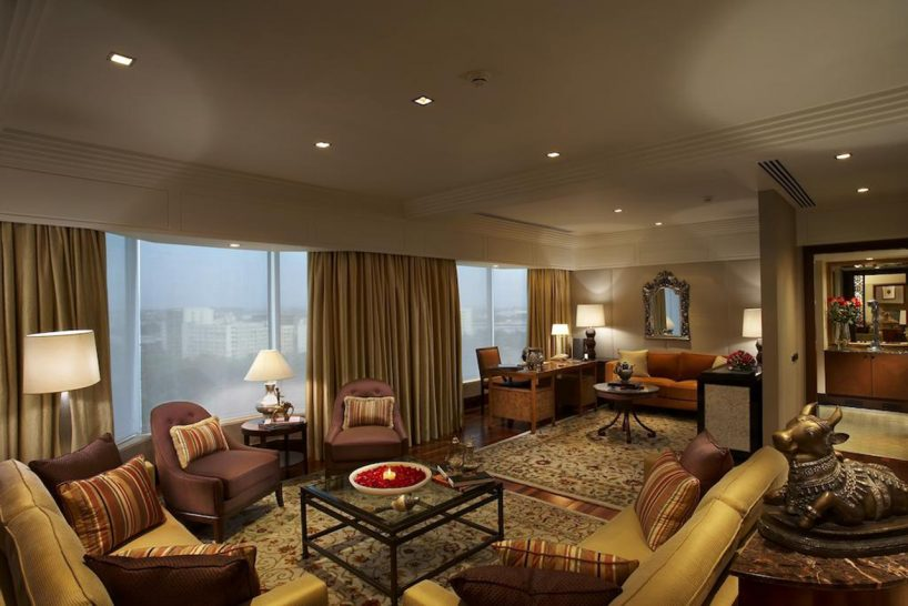 The Leela Mumbai Junior Presidential Suite