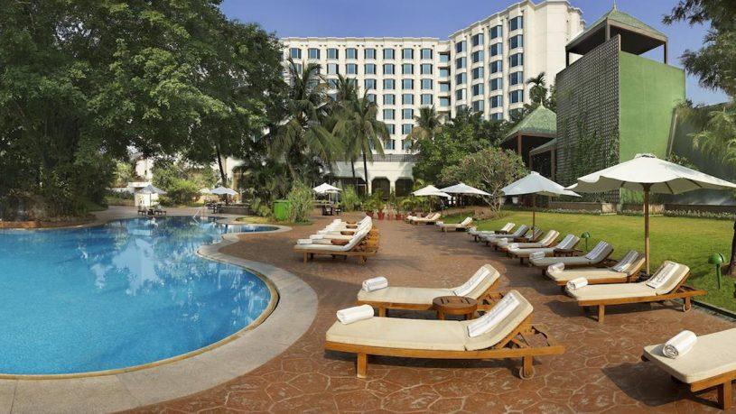 The Leela Mumbai Pool