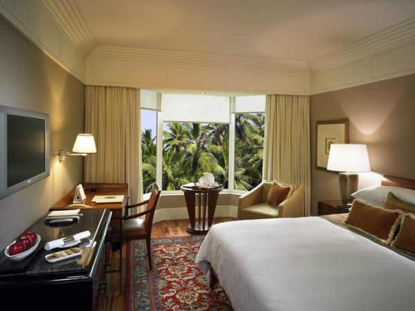 The Leela Mumbai Royal Club Room