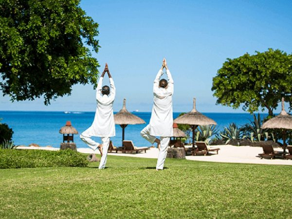 The Oberoi Beach Resort, Mauritius Hatha Yoga
