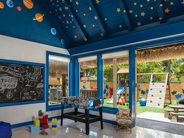 The Oberoi Beach Resort, Mauritius Kids