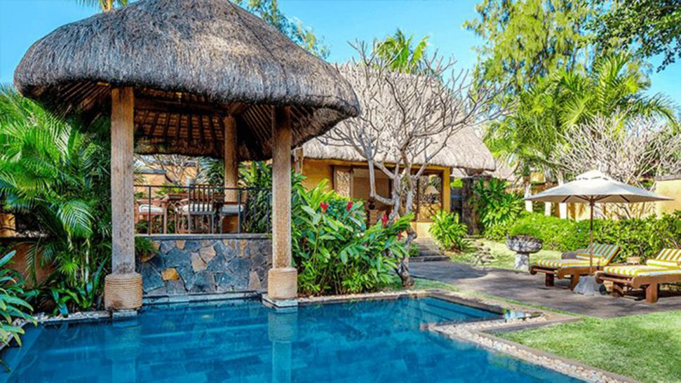 The Oberoi Beach Resort, Mauritius Luxury Villas with Private Pool