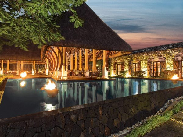 The Oberoi Beach Resort, Mauritius Night